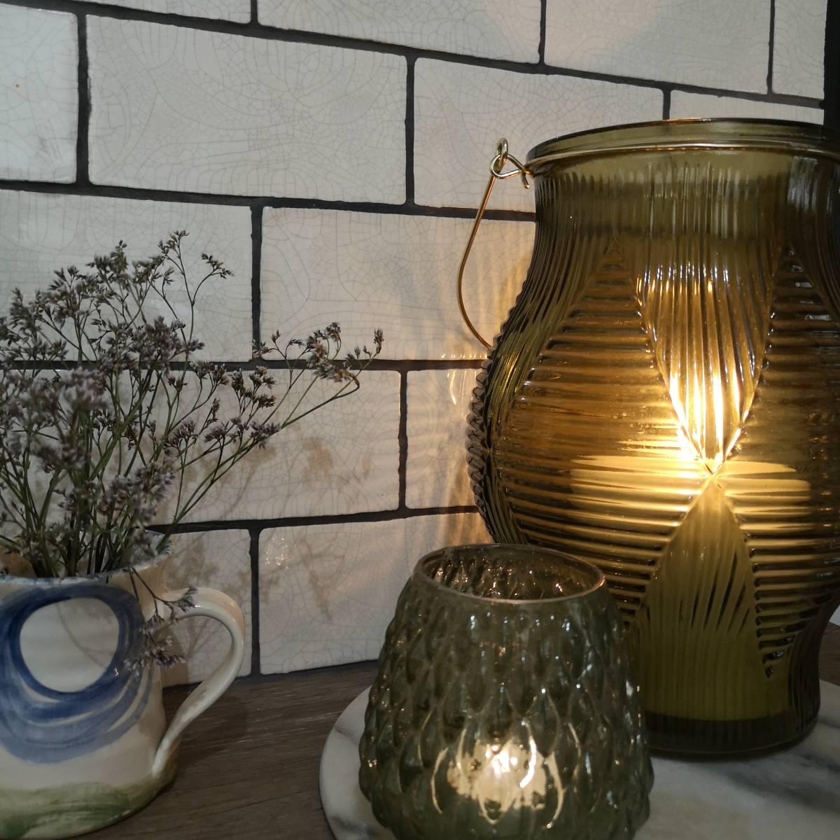 Aged Crackle Ceramic