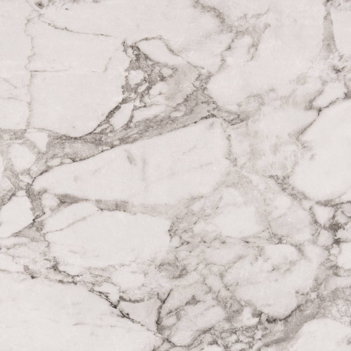 Antique Marble Arabescato Porcelain
