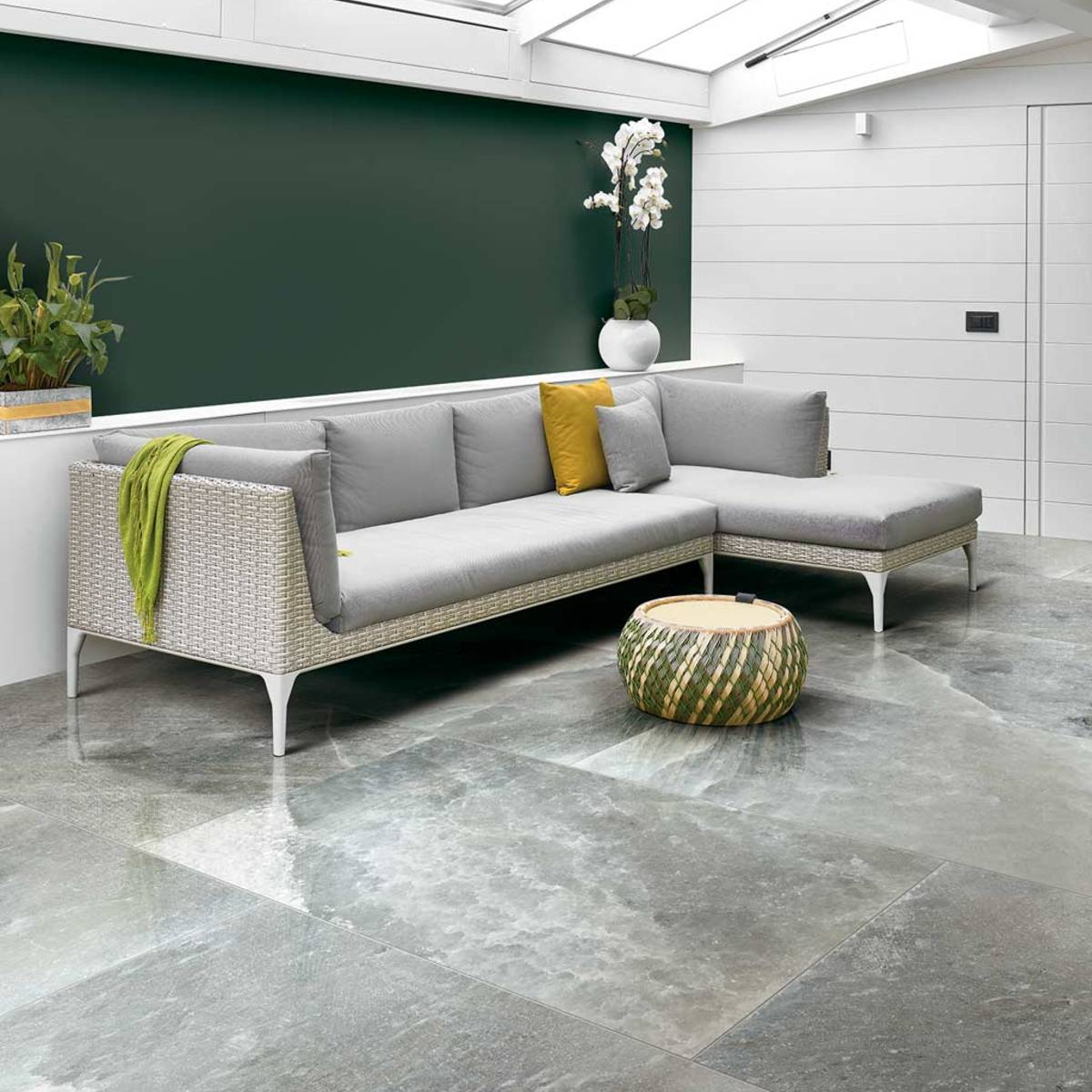 Classic Slate Collection Porcelain
