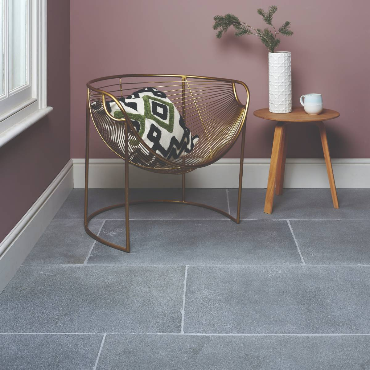 Hamilton Limestone Seasoned