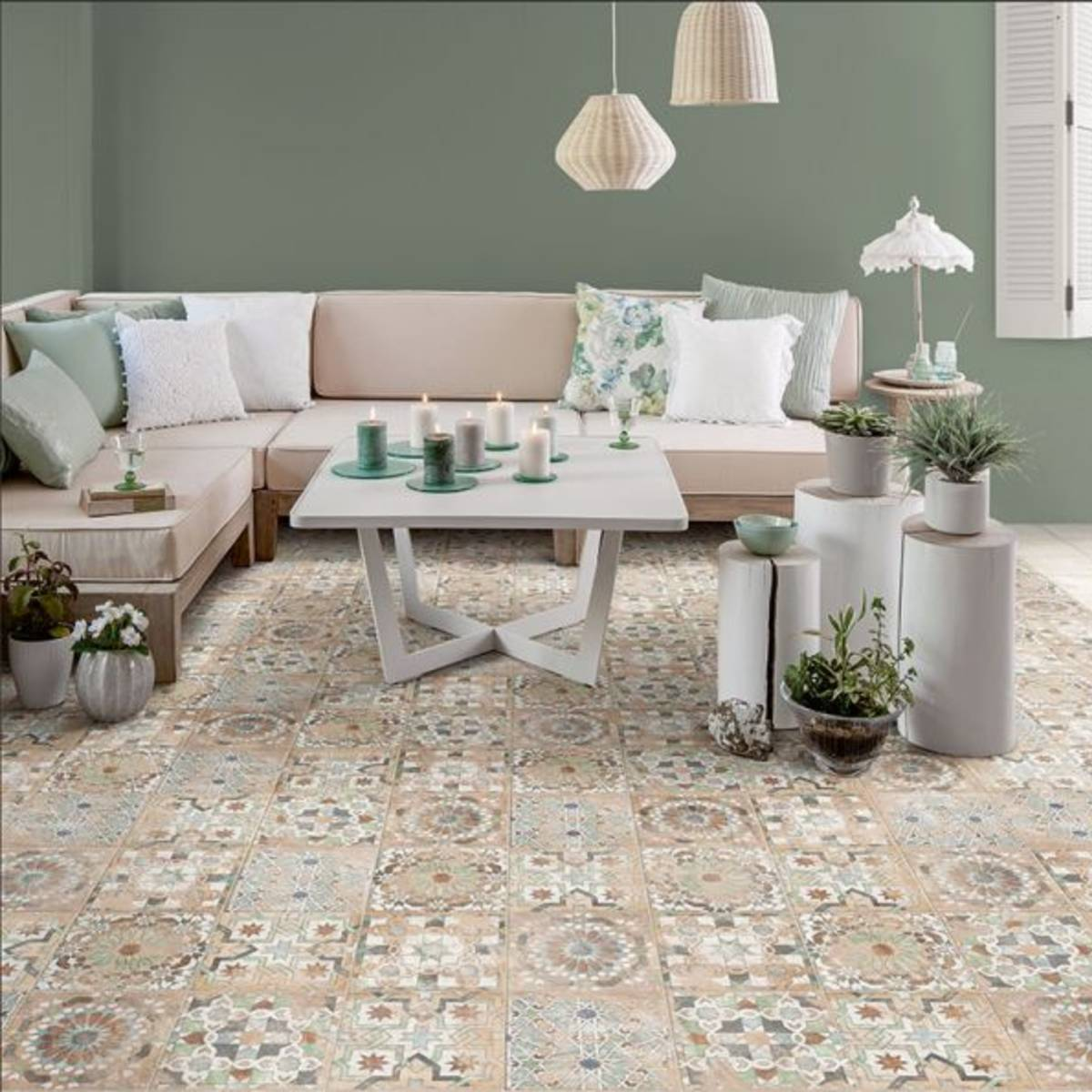 Alhambra Forza Ceramic